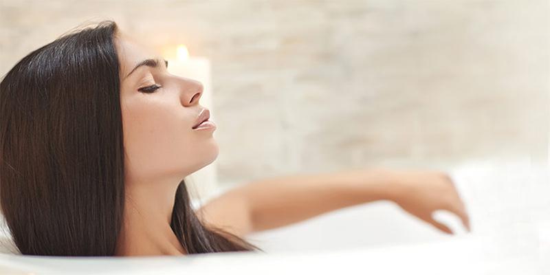 spa wellness resort bij je thuis badkamer