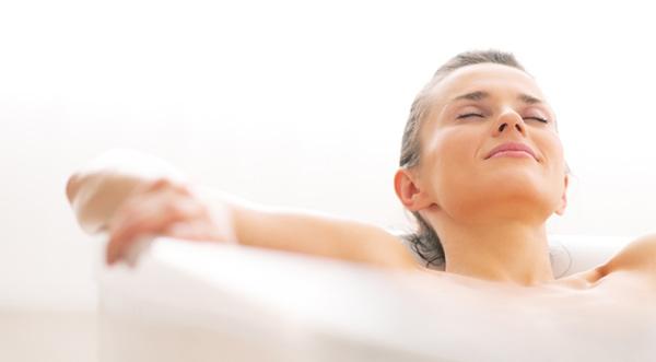wellnessresort thuis relax ontspannen bad